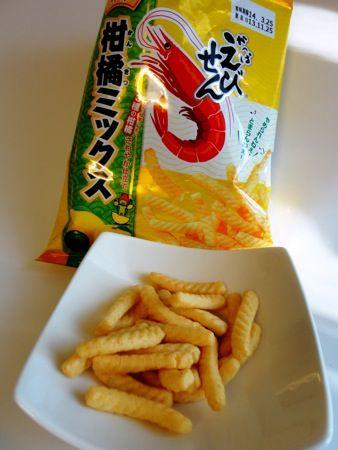 かっぱえびせん 柑橘ミックス 画像4