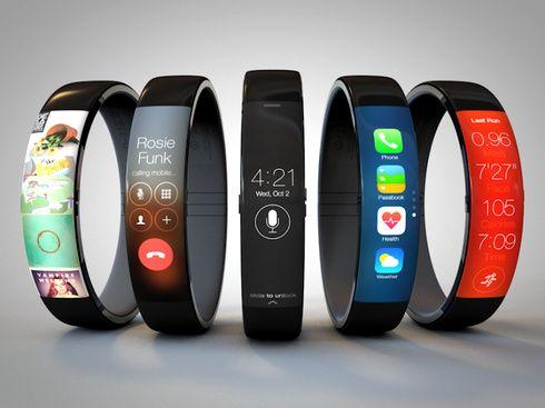iWatch コンセプト動画で機能公開、腕時計型でスポーツ時も使用可能