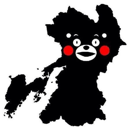 よくわかる熊本県 地図