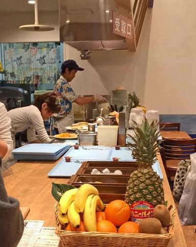 ハワイアンパンケーキファクトリー 広島店