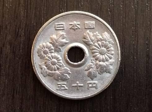 願いを届ける郵便ポスト 菊の花のデザイン