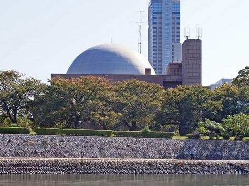 広島市のプラネタリウム(こども文化科学館)