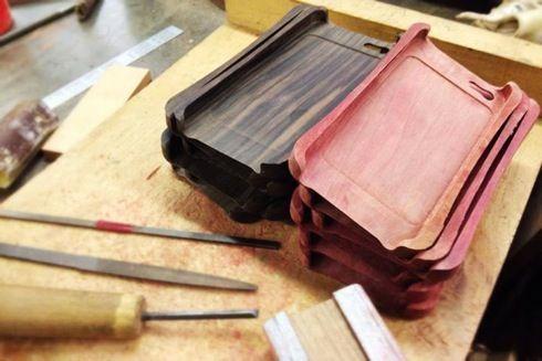 木製iPhoneケース 画像3