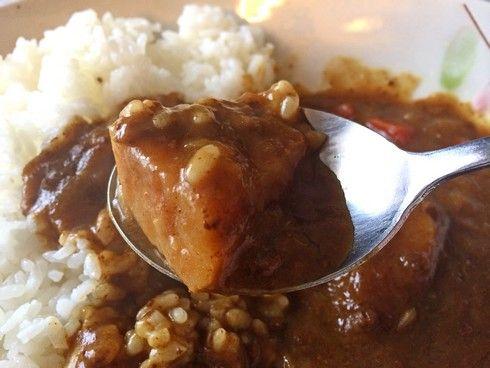 広島カレーを食べてみた感想