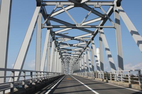 長島大橋 の画像