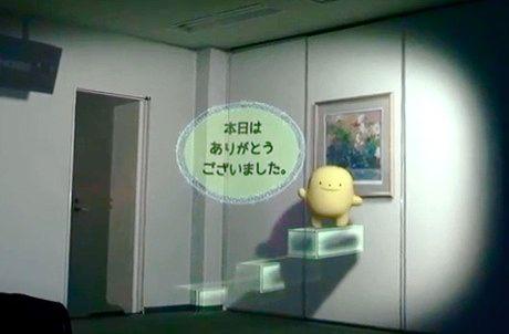 広島でもプロジェクションマッピング、イベントに華添えるコンテンツ