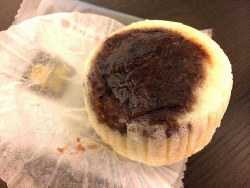 賀茂鶴の酒粕蒸しぱん 中身の画像2