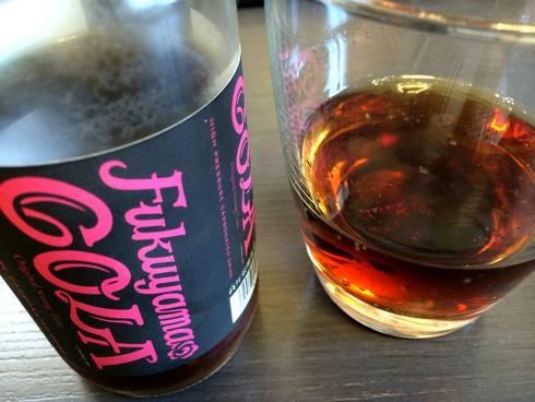 福山コーラ!高圧炭酸で懐かしい味わいの、広島県ご当地コーラ