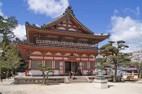 耕三寺博物館では、様々な展示も