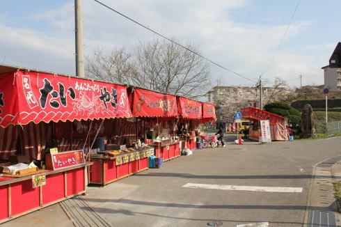 桜 上野公園の画像