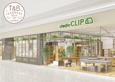 アップルパイのグラニースミス、広島ゆめタウンに雑貨店スタディオクリップとコラボオープン