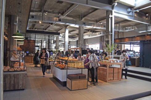 Onomichi U2(尾道U2) パン屋さんの画像