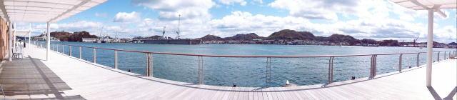 Onomichi U2(尾道U2) から見る海3