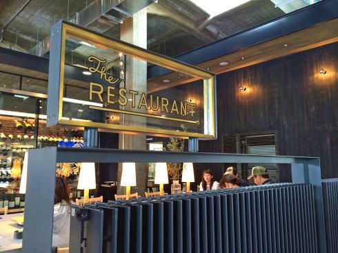 尾道U2内のレストランでランチ、シーフード中心のラインナップ