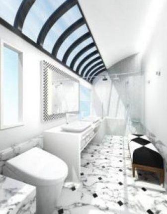 豪華寝台列車 バスルーム