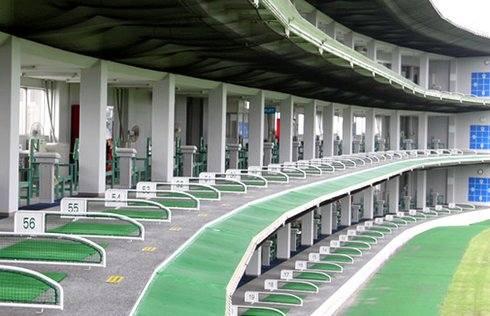 ゴルフパートナー 広電ゴルフ練習場内にオープン、中古クラブは全品試打が可能