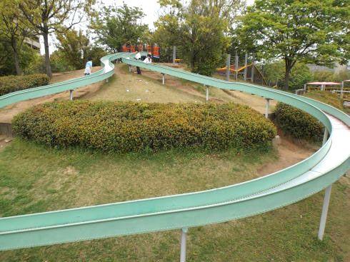 千田公園 アスレチック画像5