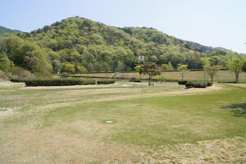 瀬野川公園 パークゴルフ場