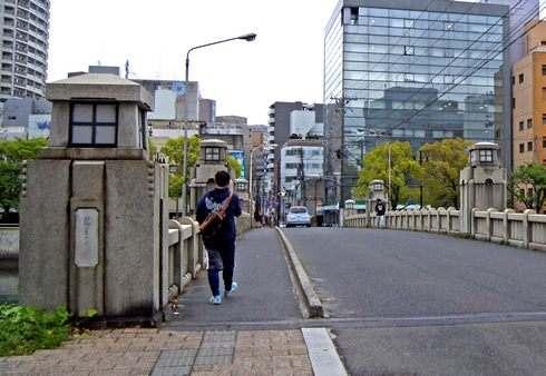 京橋の風景