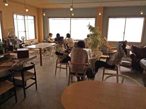 海カフェ Nejiro(ネジロ) 店内の様子2