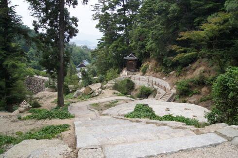 弥山登山 大聖院コース 画像1