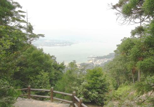 弥山登山 大聖院コース 画像3