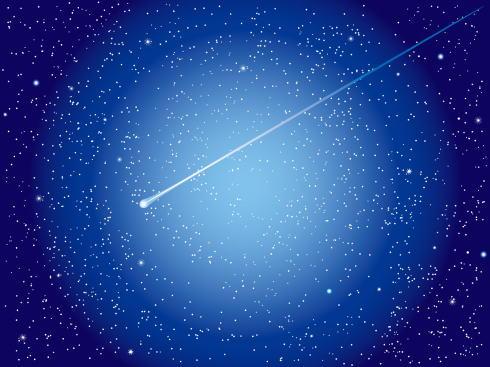 みずがめ座デルタ南流星群が29日極大、時間・方角は