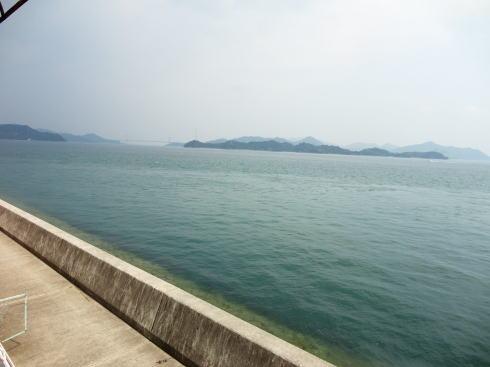 海カフェ Nejiro(ネジロ) から見る海の景色