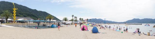 瀬戸田サンセットビーチ 画像6