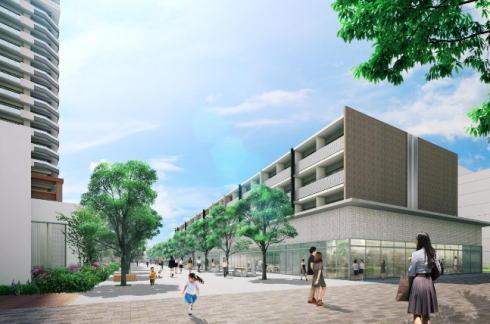 広大跡地に 広島ナレッジシェアパーク 詳細画像