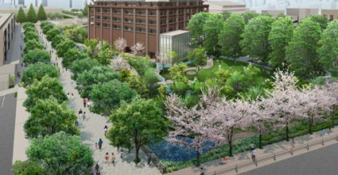 広大跡地に 広島ナレッジシェアパーク 詳細画像2