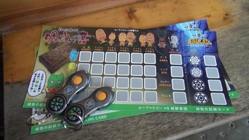 美川ムーバレー チケットと地図