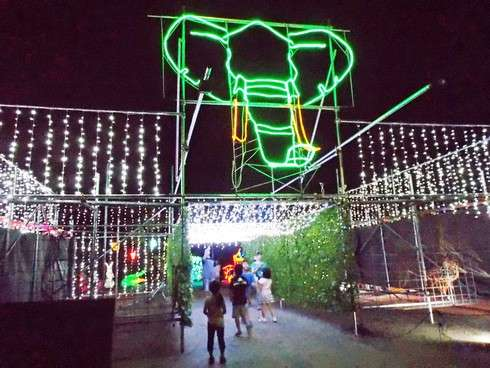 ナイトサファリ 2016、広島・安佐動物公園が夏だけの夜間開園
