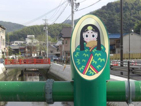 竹原市のかぐや姫