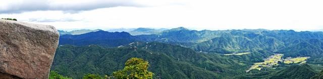 三倉岳 山頂からの眺め