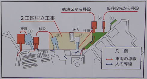 2019年厳島港 工事内容