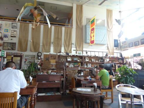 ぞうさんカフェ 店内の様子2