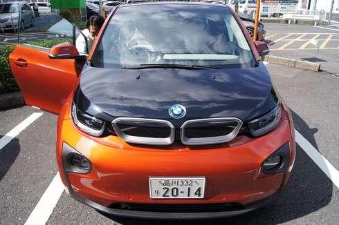 BMW i3 試乗レポート!BMW初の電気自動車はブレーキ要らず