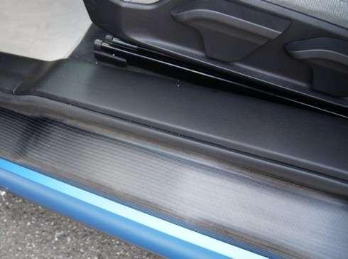 BMW i3、骨組みにカーボンが使用されている