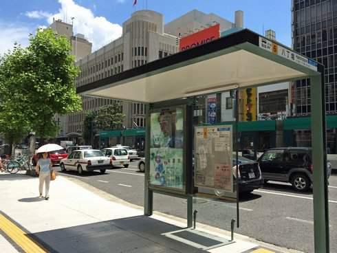 広島にバスロケーションシステム導入、運行状況リアルタイムに把握