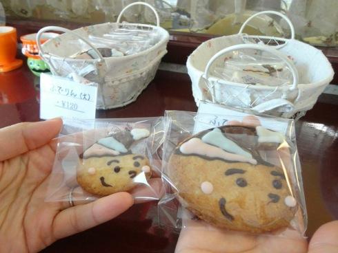 熊野 コペック ふでりんクッキー