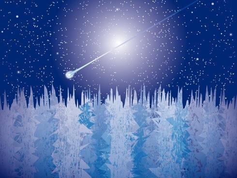 2014オリオン座流星群 極大は10.22 最高の観測条件揃う