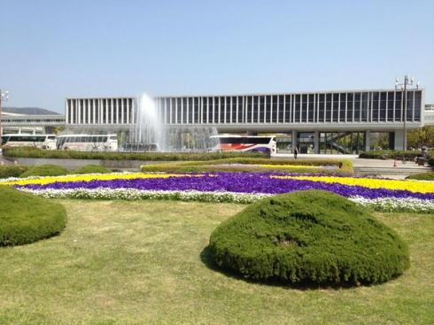 広島平和公園・資料館、観光スポットとして「世界レベル」という事が判明