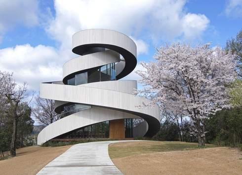 尾道市のリボンチャペルが、JCDデザインアワード2014で大賞を受賞