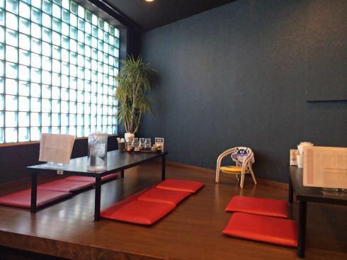 赤麺 梵天丸 の店内写真2
