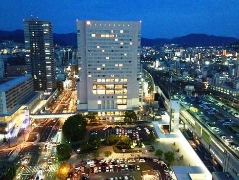 シェラトンホテル広島が16位