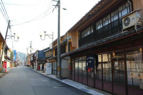三次市吉舎 商店街の画像