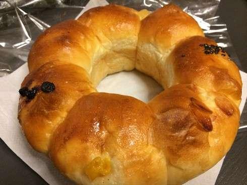 山のパン屋さん ちぎりパン