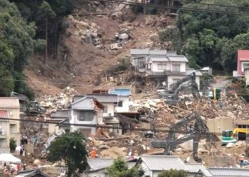 広島市、避難所も閉鎖で土砂災害対策本部 廃止へ