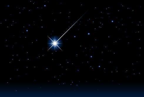 2014 ふたご座流星群のピーク(極大)は14日、時間帯と方角は